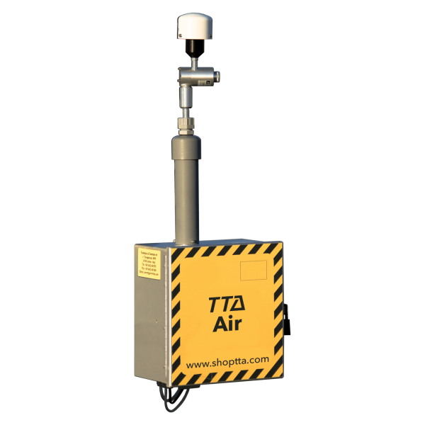 TTA Air quality station atmospheric dust concentration arpa pm system real time datalogger tsp particulate matter