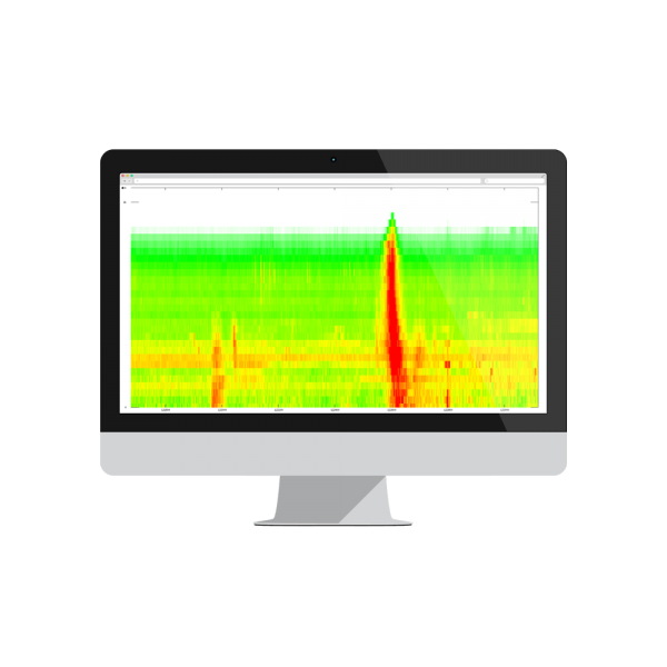 third octave analysis measurement real time datalogger slm sound level meter system management