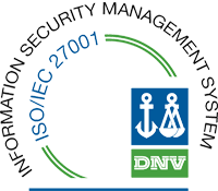 ShopTTA Certification ISO DNV 27001