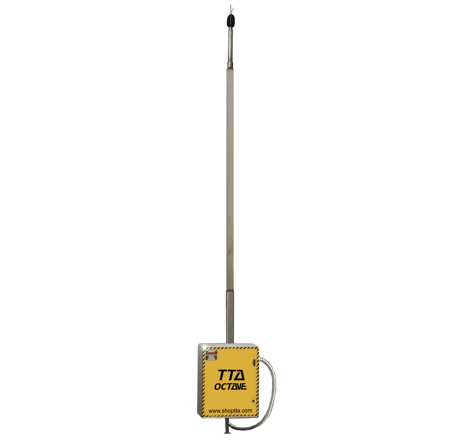 TTA Octave noise monitoring station