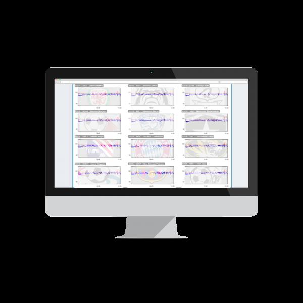 TTA Inc datalogger arena measurement record capture temperature humidity wind speed direction logger