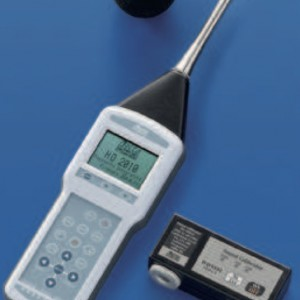DeltaOhm HD 2010 UC sound level meter
