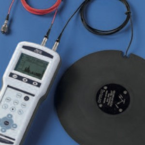 DeltaOhm HD 2030 four channel vibrations analyzer