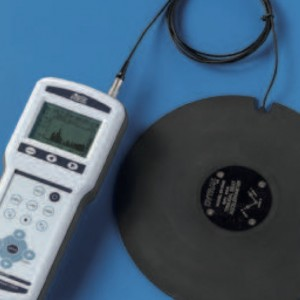 DeltaOhm HD 2070 three channel vibrations analyzer