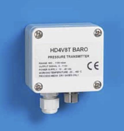 DeltaOhm HD 4V8T BARO transmitter barometric