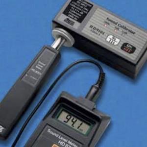 DeltaOhm HD 8701 sound level meter