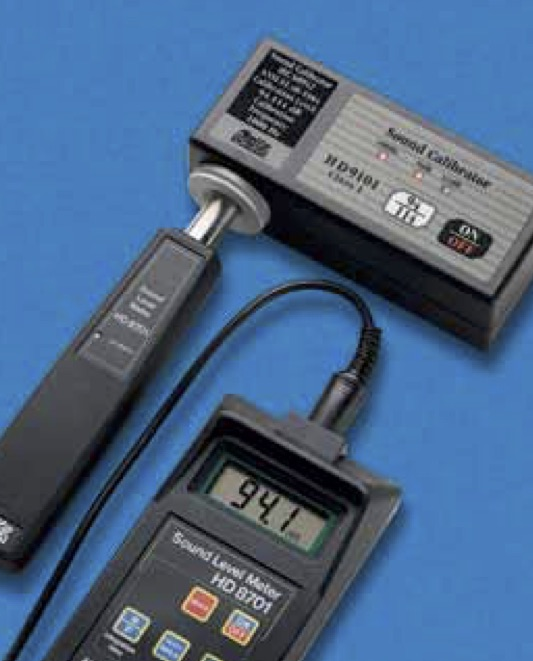 DeltaOhm HD 8701 sound level meter