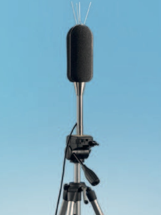 DeltaOhm HD WME microphone protection