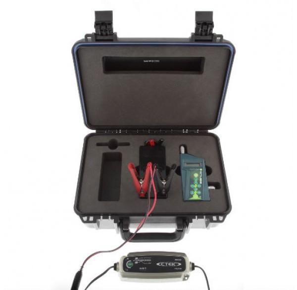 Castle Group KA020 weatherproof sound meter case enclosure