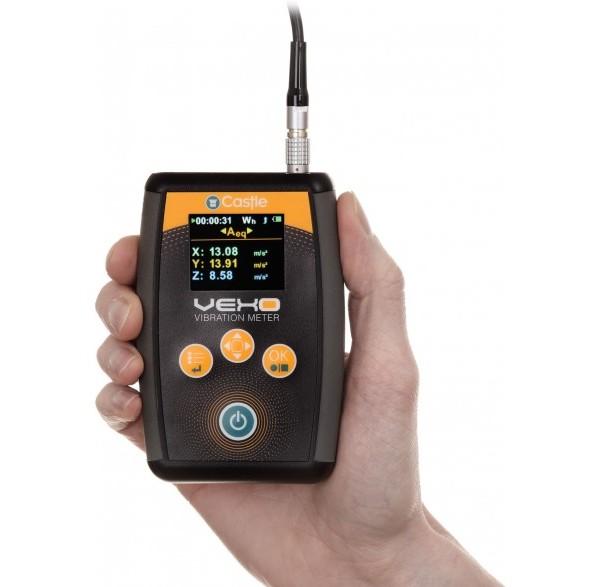 Castle Group Vexo H GA2006H vibration meter