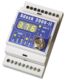 Adash A3900 single channel online monitoring unit